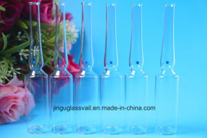 5ml High-Quality Clear Ampoule pictures & photos