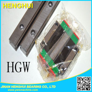 Linear Guide Rail and Sliding Block Bearing Hgw20