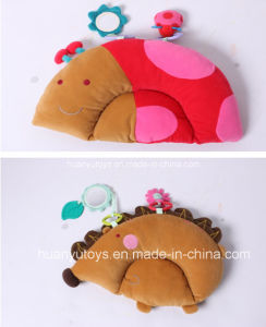 New Design Hedgehog Cushion/Pillow Baby Toy pictures & photos