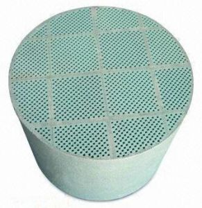 Silica Diesel Particulate Filter Ceramic Honeycomb for Diesel Exhaust System pictures & photos