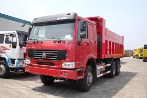 Sinotruk Best Selling HOWO 25t 6X4 Dump Truck with Low Price pictures & photos