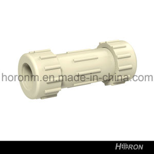 CPVC D2846 Water Pipe Fitting (COMPRESSION COUPLING)