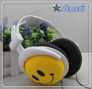 New Colorful Cheapest Stereo Headphone with Brand