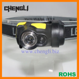 Light and Small Headlamp with 3AAA Battery (LA1230)