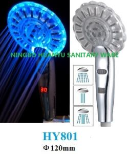 LED Shower Head, Hand Shower, Light Head pictures & photos