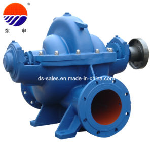 High Pressure Single Stage Double Suction Horizontal Centrifugal Pump