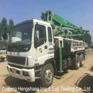 Used Schwing 31m Concrete Pump Truck
