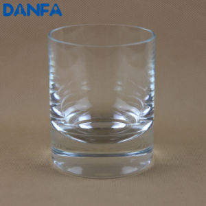 230ml Mouth Blown Glass Tumbler (Thick Bottom)