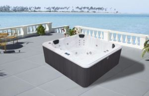 Classical Low Price Balboa System Outdoor Hot Tub SPA (M-3301) pictures & photos