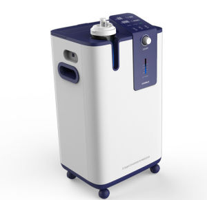 High Quality 3L Oxygen Concentrator with Pulse Oxumeter pictures & photos