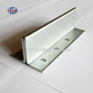 Good Quality Rail Fishplate for Passenger Elevator Guide Rail pictures & photos