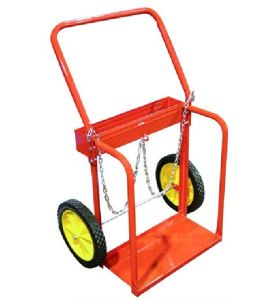 Oxygen Cylinder Cart (HT1301-YT) pictures & photos