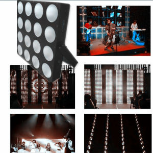 Auto Running LED Matrix Beam Panel DJ Stage Lighting pictures & photos