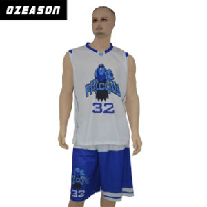 Ozeason Wholesale Blank Basketball Uniforms pictures & photos