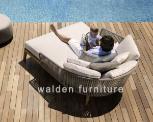 Outdoor Furniture Garden Sun Lounger Patio Sunbed Outdoor Hotel Daybed