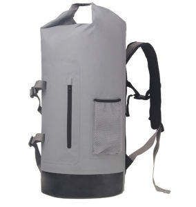 ca6b968801af China Grey Outdoor 60L Waterproof Knapsack for Fishing Hiking ...