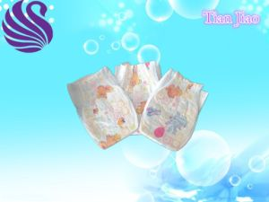 Training Pants Disposable High Quality Sleepy Baby Diaper with Clothlike Backsheet pictures & photos