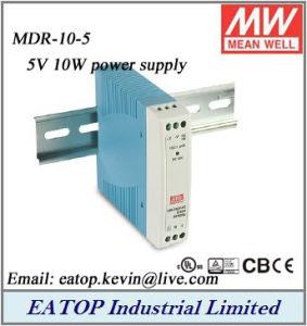 10W Single Output 5V Industrial DIN Rail Power Supply MDR-10-5V