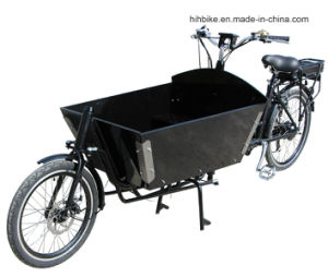Europe Style Bakfiets Bike Hot Sale pictures & photos