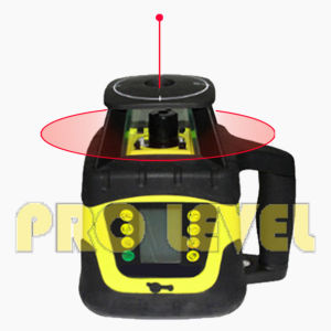 High Precision and Dual Grade Rotary Laser Level (SRE-207) pictures & photos