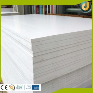 Durable PVC Foam Board Make Furniture and Decoration Ce SGS