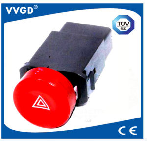 Auto Hazard Warning Switch for Dawoo Aveo pictures & photos