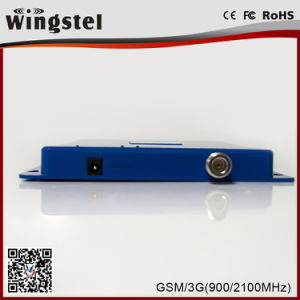 GSM/WCDMA 900/2100MHz 2G 3G 4G Mobile Signal Amplifier with Log-Periodic Antenna pictures & photos