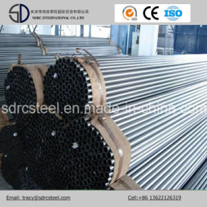 Round Black Annealed Steel Pipe for Hydraulic Pipe pictures & photos
