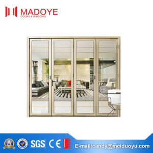 Excellent Quality Aluminum Profile Heavy Duty Folding Door From Madoye