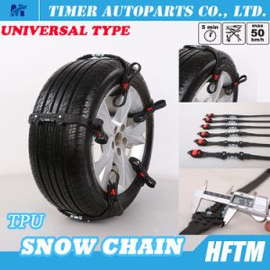Car Parts Tire Wheel Chain Chinese Producer Snow Chains pictures & photos