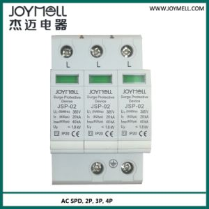 380V AC 3 Pole Surge Protector pictures & photos