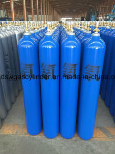 50L Oxygen Gas Cylinder with Qf-2c Valve pictures & photos