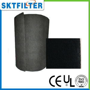 10-30mm Thickness Carbon Filter Roll