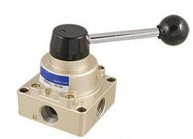 Hv400 Hand Control Valve Hand Switching Valve pictures & photos