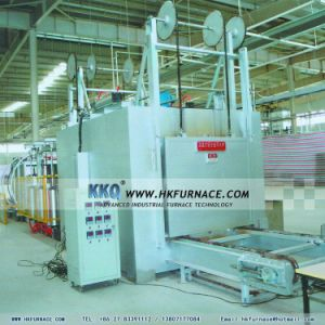 Roller Type Heat Treatment Furnace for Continuous Working pictures & photos