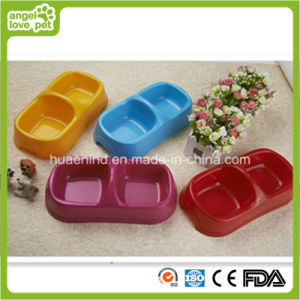 Eco-Friendly PP Resin Pet Bowl pictures & photos