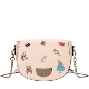 6826b4f18e China Saddle Bag