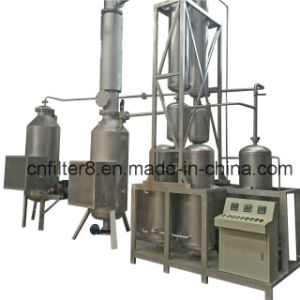 Car Waste Motor Oil Distillation and Oil Recycling Plant (EOS-5) pictures & photos