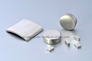 Rare Earth Magnets with Different Plating pictures & photos