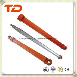 Doosan Dh220-5 Arm Cylinder Hydraulic Cylinder Assembly Oil Cylinder for Crawler Excavator Cylinder Spare Parts