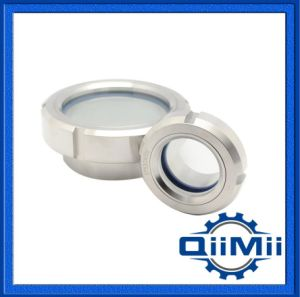 High Quality Sanitay Union- Type Sight Glass with View Glass Weld End pictures & photos