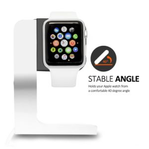 Watch Stand - Stand Charger for 38mm and 42mm Apple Watch (Apple Watch Accessories) pictures & photos