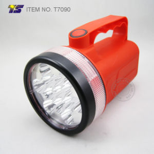 High Power Waterproof LED Searchlight 4D Dry Batteries