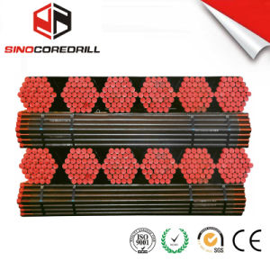 89mm Hwl 3m /1.5m Wireline Core Drill Rod with Heat Treatment