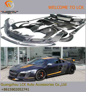 China Car Accessories Ppi Body Kit for Audi R8 Front Bumper Auto ...
