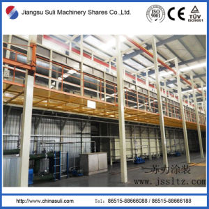 Shandong Donghong Carriage Painting Coating Production Line