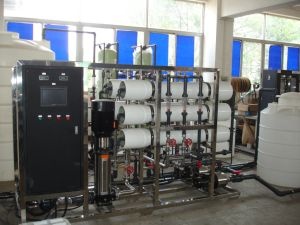 African Customer Like Water Desalination Reverse Osmosis RO Water Plant pictures & photos
