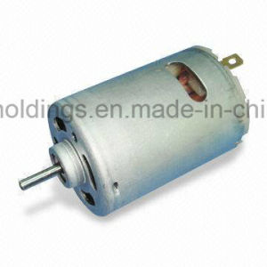 DC Motor for Vacuum Cleaners with 12.0V Nominal Voltage and 5, 000rpm No-Load Speed pictures & photos
