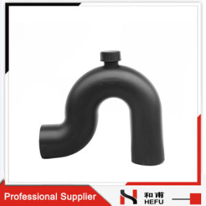 Small Standards PE Water Plumbing Metric Drain Pipe Fittings pictures & photos