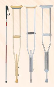 High Quanlity Stainless Steel Crutch for Walker pictures & photos